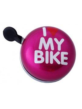 Liix Ding Dong Glocke I LOVE MY BIKE