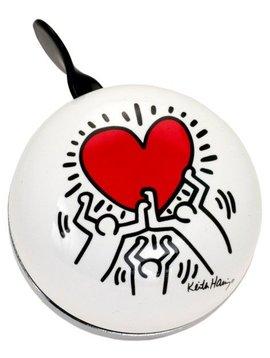 Liix Ding Dong Klingel Keith Haring Heart