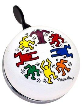 Liix Ding Dong Klingel Keith Haring Circle of People