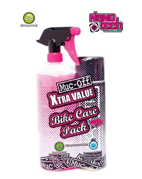 Muc-Off Bike Care Set Bike Cleaner + Bike Protect