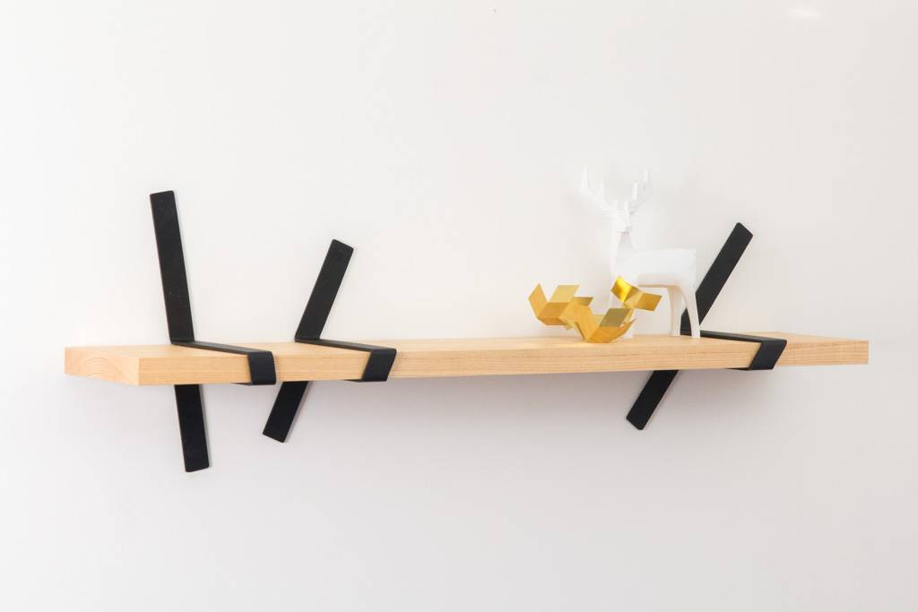 STRAFF Design Straps Shelf