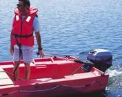 BB-motor besturing & Hydrofoil