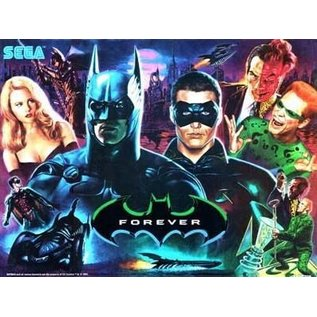 BEE Batman Forever  PU/Siliconen set