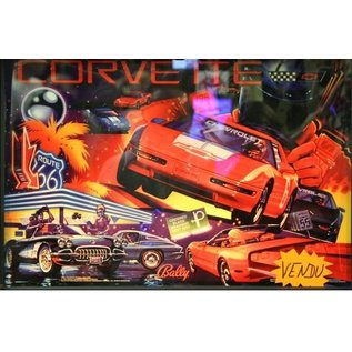 BEE Corvette  PU/Siliconen replacement set