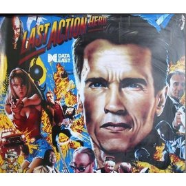 BEE Last Action Hero PU/Siliconen set