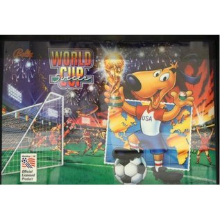 BEE World Cup Soccer PU/Siliconen replacement set
