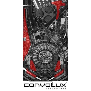 CONVOLUX Getaway Hihspeed II  Convolux