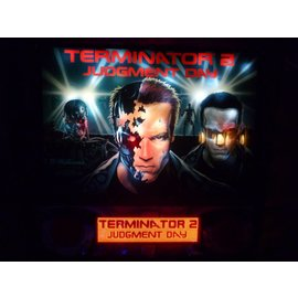 ABLAZE The Terminator 2 Red Eye Back Box Mod