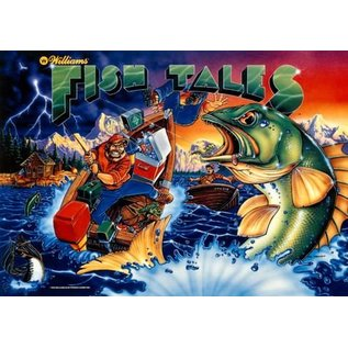 Fish Tales Insert Replacement