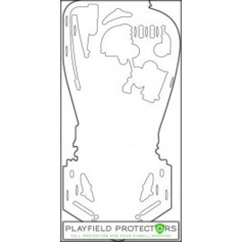 Playfieldprotector Speelveld Protektor LOTR #1019