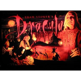 Bram Stoker Dracula Back Box  Replacement