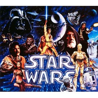 Star Wars DE  Back Box  Replacement
