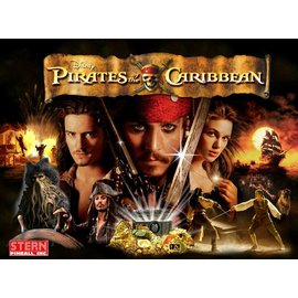 Pirates of the Carribean  Insert Replacement