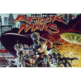 Attack From Mars Insert Replacement