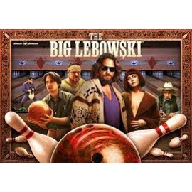 BEE The Big Lebowski   PU/Siliconen set