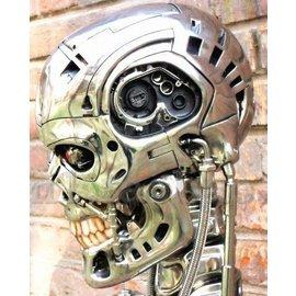 Terminator 2 Topper Skull