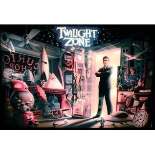 Twilight Zone Back Box  Replacement
