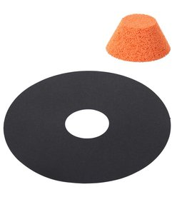 Shield & Cone for Alesis Mesh Head Conversion