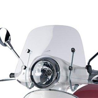 Vespa Laag windscherm transparant Vespa Primavera origineel