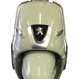 Peugeot Voorvalbeugels chroom Django