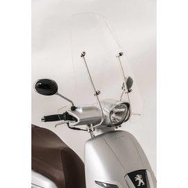 Peugeot Hoog windscherm Django