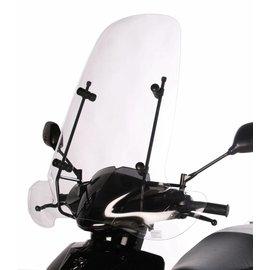 Peugeot Hoog windscherm Kisbee