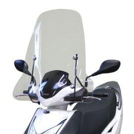 Kymco Hoog windscherm Agility 16+