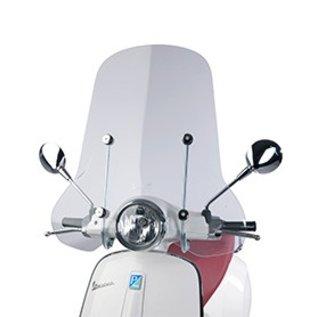 Vespa Hoog windscherm transparant Vespa Primavera Imitatie