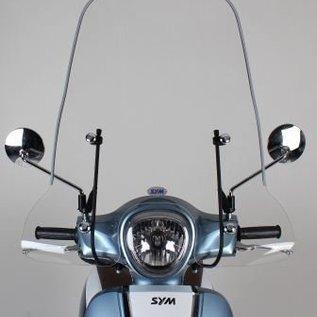 SYM Hoog windscherm transparant SYM Fiddle III origineel