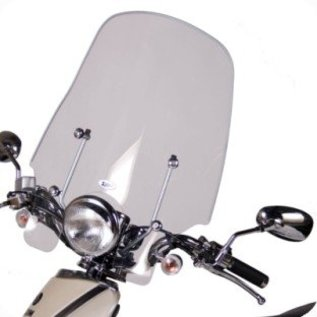 SYM Hoog windscherm transparant SYM Allo origineel
