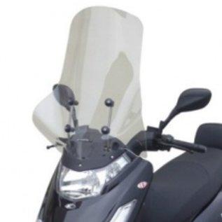 Hoog windscherm transparant Kymco New Dink, origineel