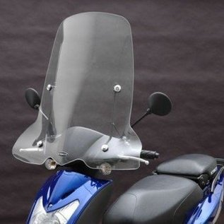 Hoog windscherm transparant Kymco Agility 12, origineel
