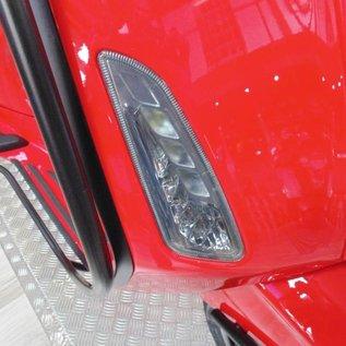 Vespa LED richtingaanwijzers /dagrijverlichting voor smoke Vespa Primavera/Sprint