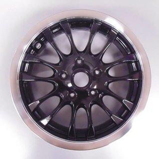 Vespa Voorvelg zwart glans Vespa Primavera/Sprint. Origineel Vespa accessoire.