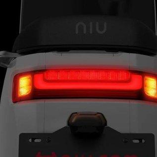 NIU M1 rood