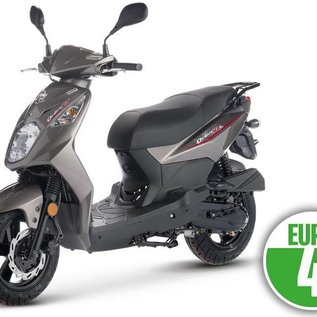 SYM SYM Orbit II Euro4, 4-takt, metallic bruin-metallic light brown