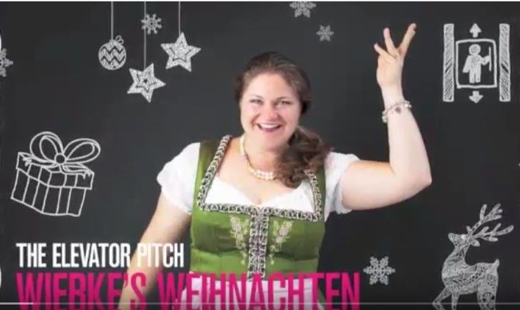 De dood of de gladiolen: Crowdfunding voor Pop Up Wiebke's Weihnachten op Den Haag CS