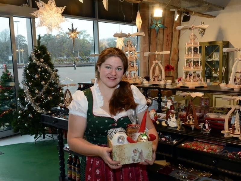In de Krant: De Posthoorn: Tijdelijke Kerstwinkel op Den Haag Centraal Sation