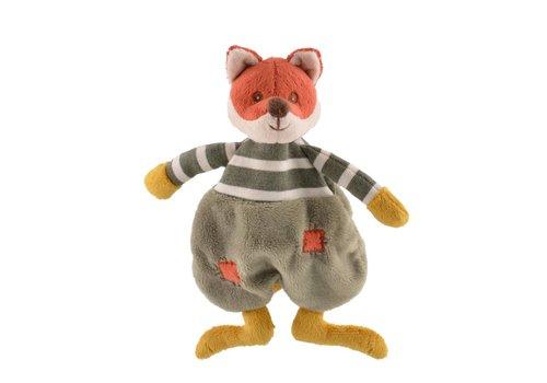Knuffels van Bukowski Design Zweden Cute Foxy - Baby Kuscheltuch