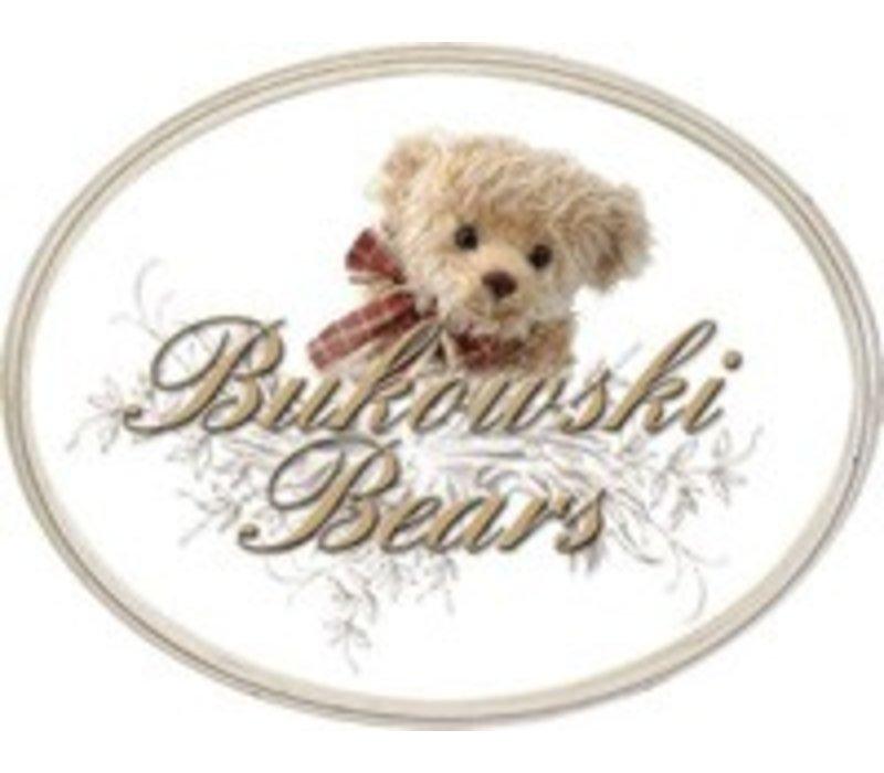 Bukowski knuffel kat poes Loke