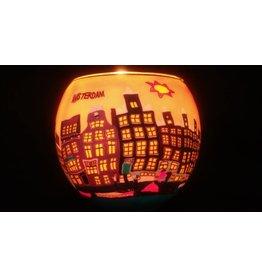 Starlight van Hellmann Versand Windlicht Amsterdamse grachten
