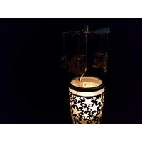 Windlicht Carrousel Katten