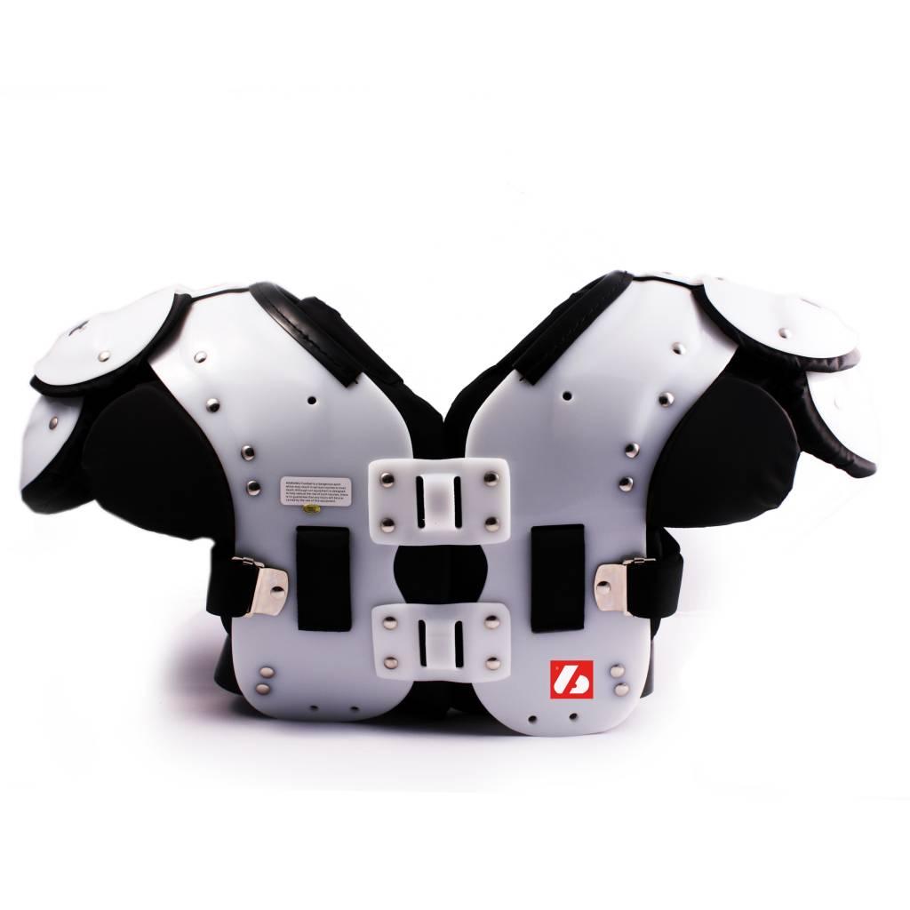 VISION II Football shoulder pad, RB-DB-TE-FB-HB