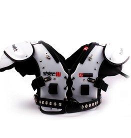 VISION III Football shoulder pad, HB-FB-LB-TE