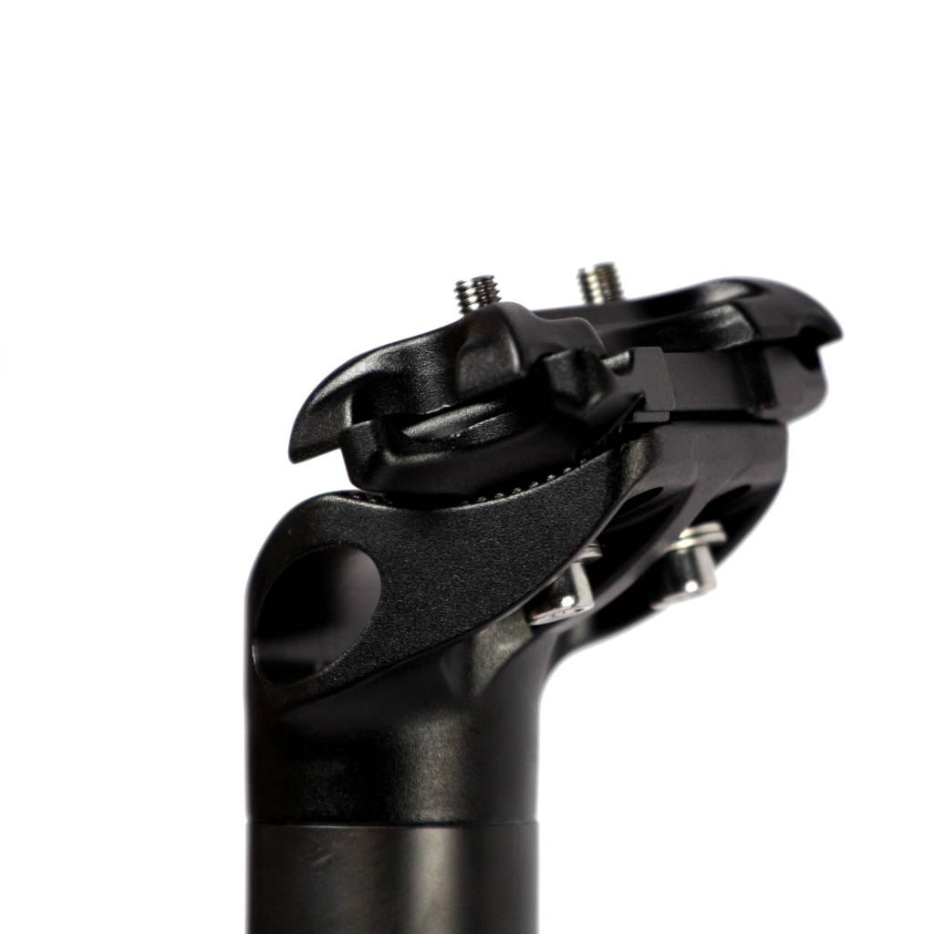 SPC-01 Seat post 31,6*350 Carbon UD matt, Black