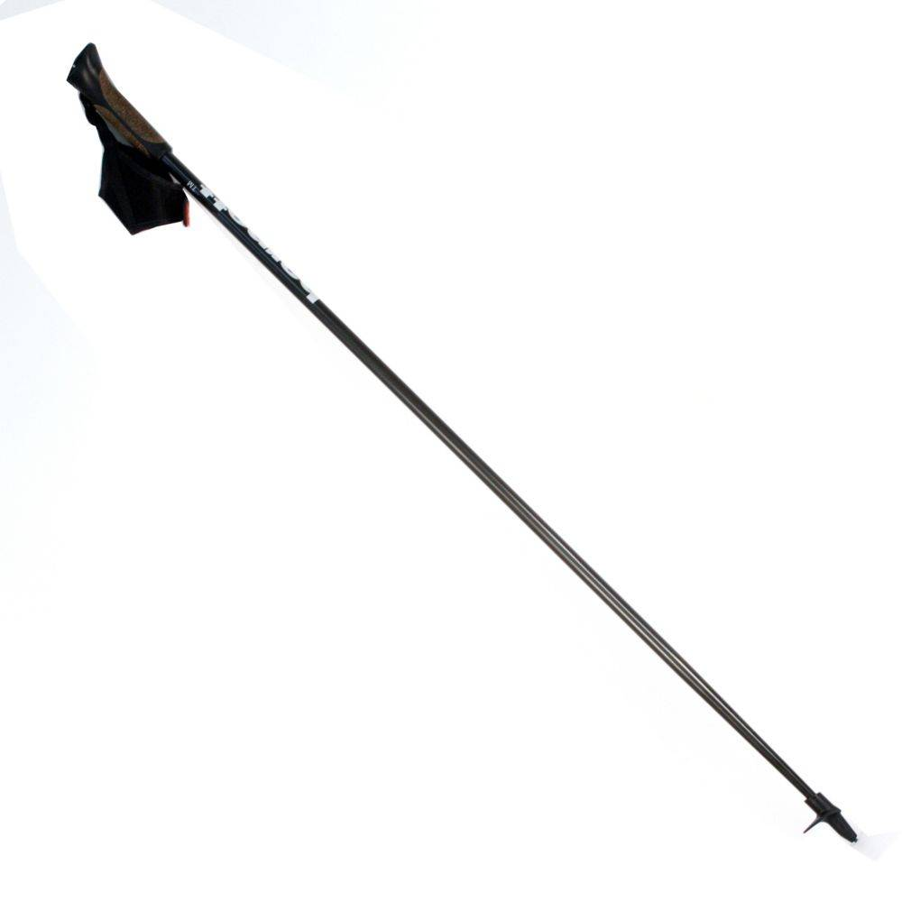 NWC-1 Carbon nordic walking poles, 1 section