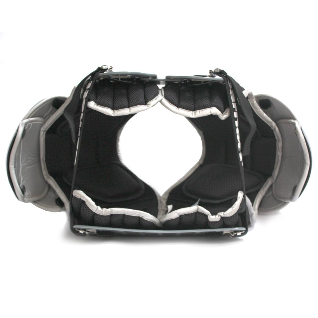 Z-430 I Elite Football shoulder pads QB–WR-DB