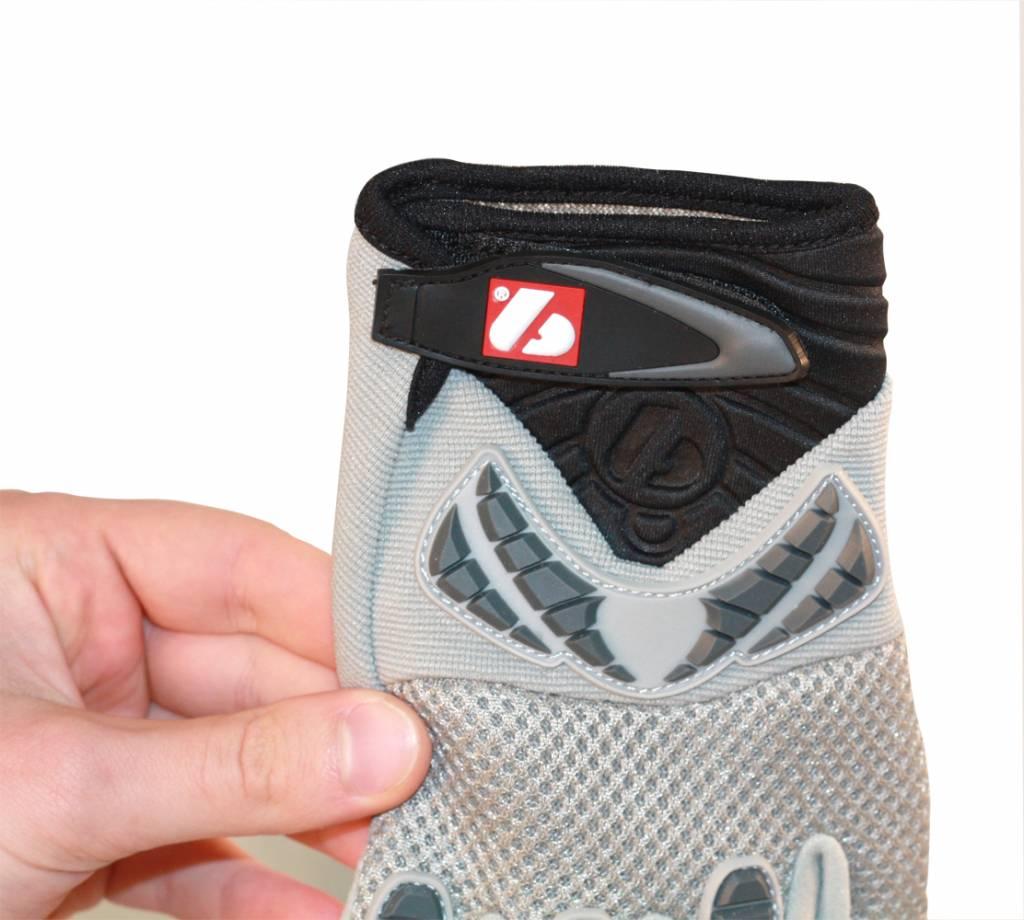 FRG-02 New generation receiver football gloves, grey