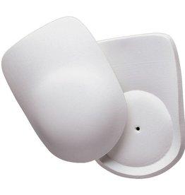 FKP-02 Protections football américain, genoux, toutes positions, taille unique, blanc
