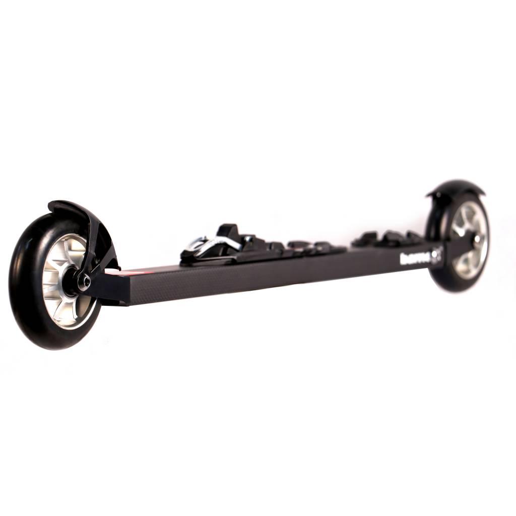RSE-ENTRY 610 Roller Ski Beginner BLACK